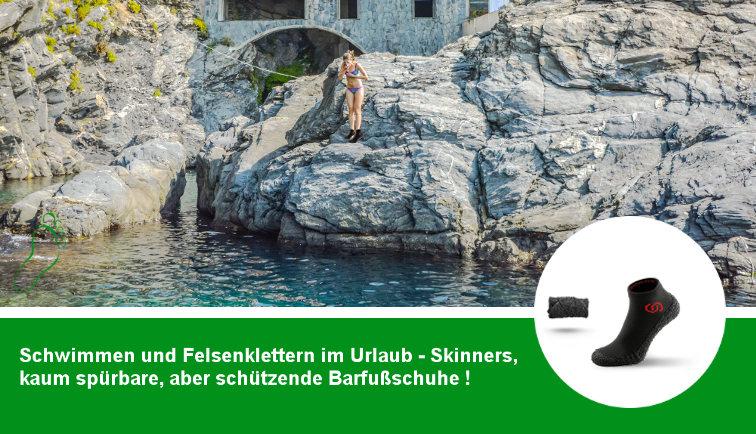 Skinners - Barfußschuhe / Barfußsocken